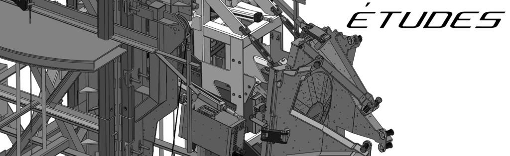 L'étude de vos projets mécaniques industriels est assurée par nos ingénieurs formé sur Catia et Solidworks