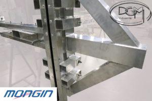 Structure Aluminium Soudée