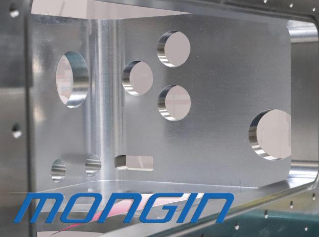 CNC Usinage Aluminium